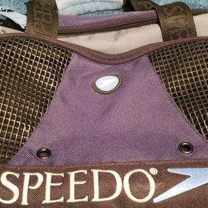 Speedo Bags - Speedo Sports Gym Bag